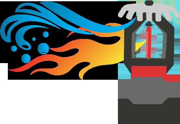 Sprinkler system clipart vector labs